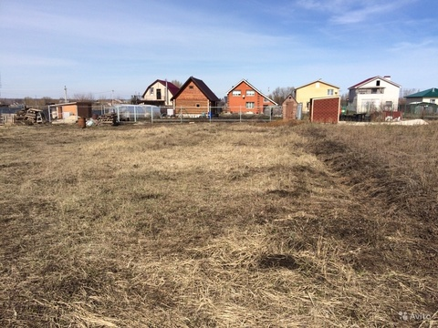Продам землю в 4 км от Рязани с развитой инфраструктурой - Фото 1