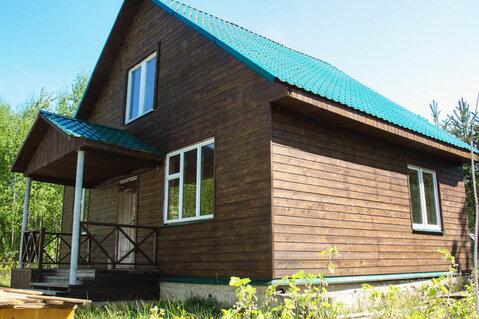 Новая дача с удобствами в районе деревни Тельвяково - Фото 1