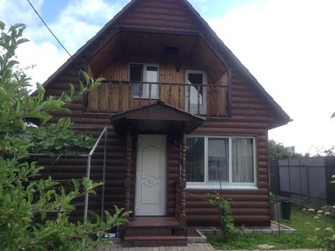 Продам дом с участком в Щелково, дер. Медвежьи Озера - Фото 2