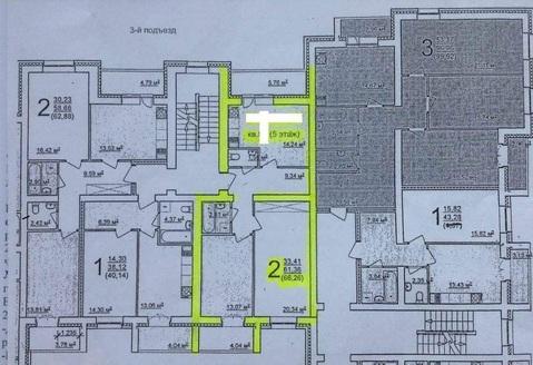 Продается 2-ая квартира в Сновицах - Фото 2