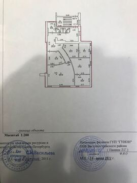 Аренда офиса, м. Приморская, Ул. Кораблестроителей - Фото 3