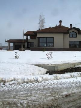 Участок в коттеджном посёлке около Академгородка в Новосибирске - Фото 3