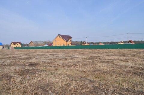 Участок Ж-2 Дачное строительство 1000 м2 с. Душоново - Фото 1
