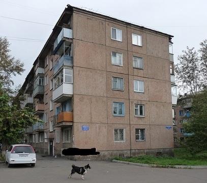 Продам 3-ком квартиру Тельмана 9 58кв.м. - Фото 2