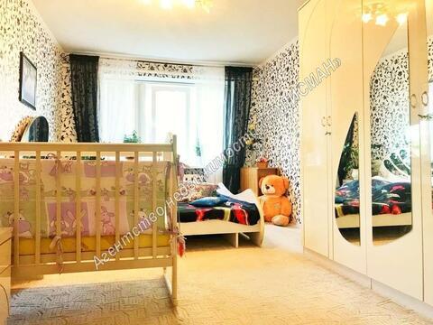 Трехкомнатная квартира с отличной планировкой в районе маг. «Любимый» - Фото 1