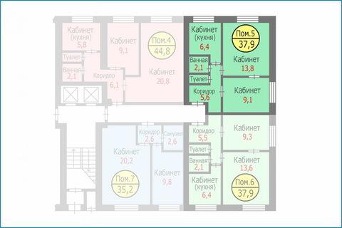 Квартира-апартаменты 37,9 кв.м. в ЗЕЛАО г. Москвы, Свободная продажа - Фото 3