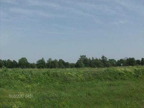 Русское поле СНТ участок 6 соток Ясногорский район Тульская область - Фото 1