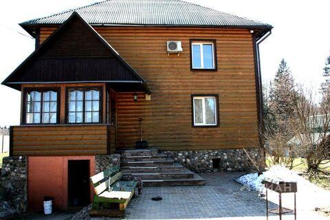 Дом в Владимирская область, Александровский район, д. Брыковы Горы . - Фото 1