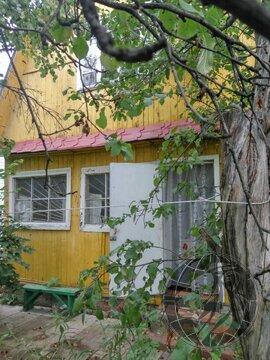 Дача на участке 4 сотки, пэмз-5, Подольск, Красная горка - Фото 1