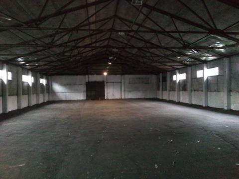 Аренда помещения 950 кв.м. под склад или производство. Пушкино.