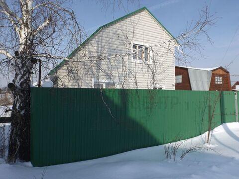 Продажа дачи, Кудряшовский, Новосибирский район, Вишневая - Фото 1