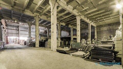Сдается в аренду производственно-складской комплекс 5260м2, уч. 6337м2 - Фото 4