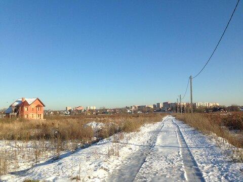 Участок 10 сот. , Щелковское ш, 15 км. от МКАД. - Фото 1