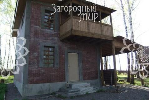 Дом в деревне. Варшавское ш, 64 км от МКАД, Новые Кузьменки. - Фото 1