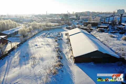 Промышленная земля со складом 2000 кв.м, в г. Можайске, общей площадью - Фото 2