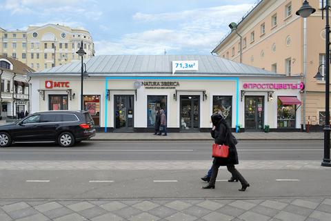 Готовый арендный бизнес 71,3 кв.м м.Третьяковская - Фото 4