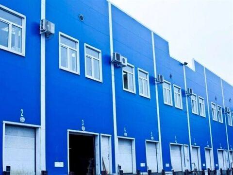Сдам складское помещение 9148 кв.м, м. Бухарестская - Фото 3