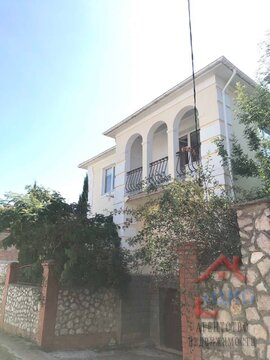 Коттедж в поселке Кизиловое, Севастополь - Фото 1