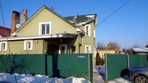 Купить дом в Калининграде - Фото 1