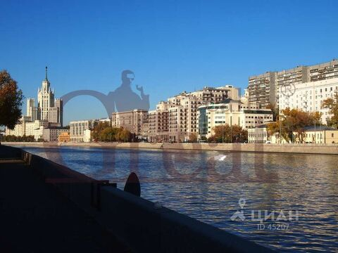 3-к кв. Москва Космодамианская наб, 40/42с3 (105.0 м) - Фото 1
