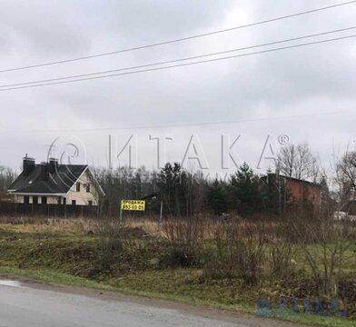 Продажа участка, Александровская, м. Купчино, Третьей Пятилетки ул - Фото 1