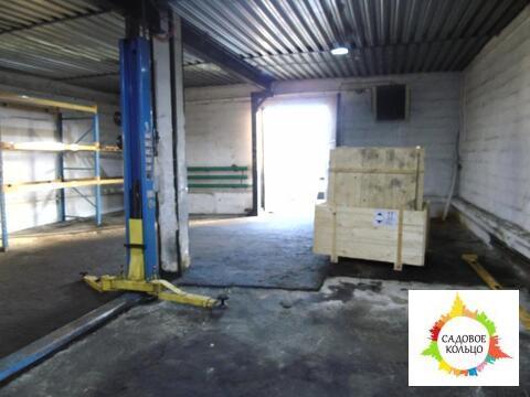 Отапливаемое помещение под автосервис на огороженной охраняемой террит - Фото 3