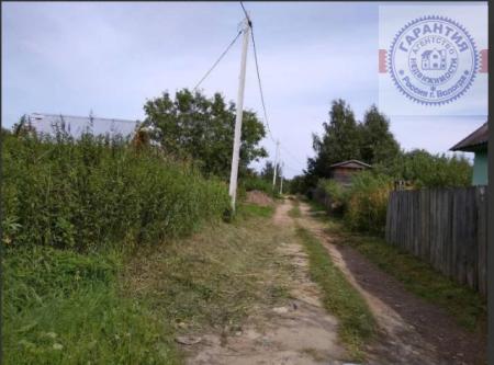 Продажа участка, Вологда, Ст Парус - Фото 1