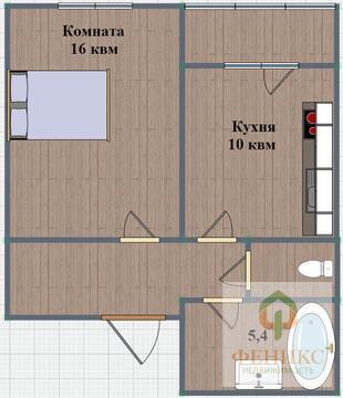 Уютная однокомнатная квартира с ремонтом в новом доме! - Фото 5