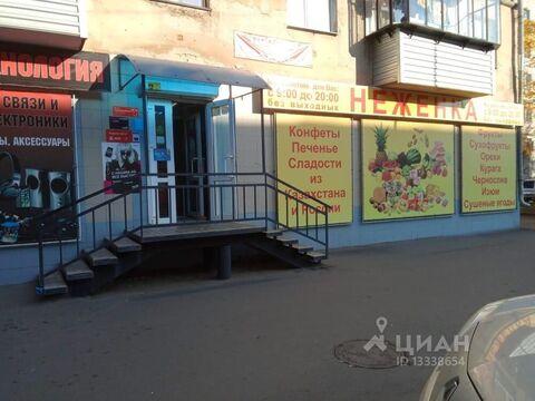 Торговая площадь в Курганская область, Курган Станционная ул, 41 . - Фото 1
