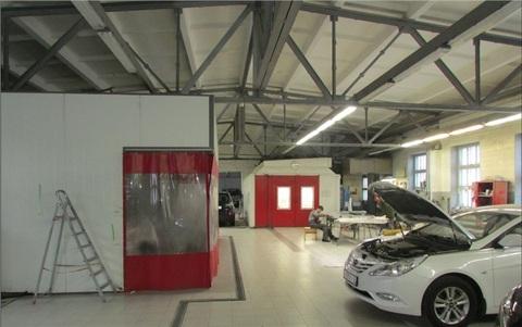 Складское/Производственое помещение на ул Железнодорожной 47 (ном. . - Фото 3