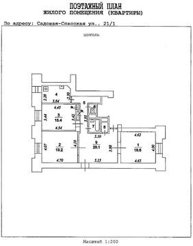 Продажа помещения свободного назначения 95 м2 - Фото 3