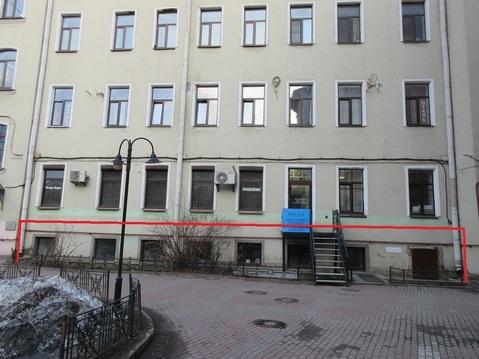 Отличное коммерческое помещение 125 кв.м. на Невском пр. - Фото 3