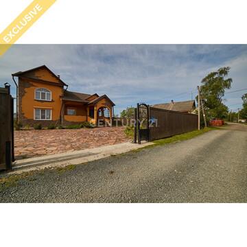 Продажа дома 165,3 м кв. на участке 22 сотки в п. Шуя - Фото 1