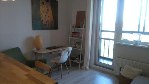 Квартира студия 37кв.м. в Скандинавском стиле в Пушкине - Фото 4