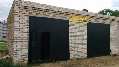 Продажа гаража, Великие Луки, Вокзальный пер. - Фото 2