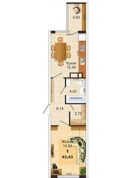Продам квартиру в новом доме на Московском у Премьера - Фото 4