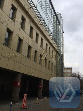 Сдам офис 63 кв.м, бизнес-центр класса B+ «Басманов» - Фото 2