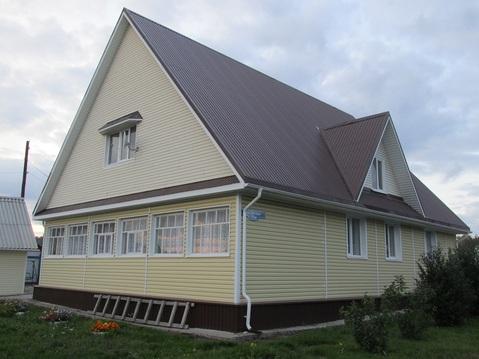 Коттедж в с.Совхоз Сибиряк - Фото 1