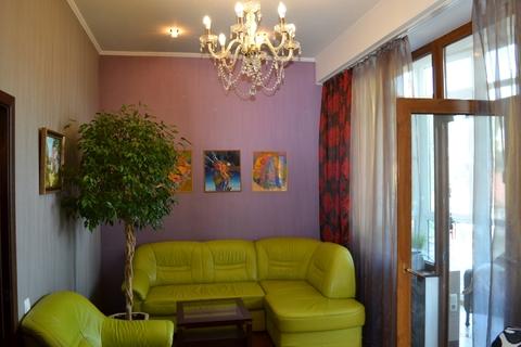 Уютная двухкомнатная квартира в ровном районе Ялт - Фото 2