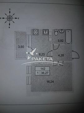 Продажа квартиры, Ижевск, Ул. Баранова, Купить квартиру в Ижевске по недорогой цене, ID объекта - 323000164 - Фото 1