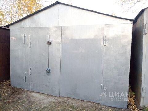 Продажа гаража, Омск, Ул. Молодова - Фото 1