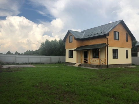 Новый дом, с. Ивановское, Чеховский район - Фото 4