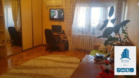 Пгт Яблоновский ул.Андрухаева Однокомнатная квартира - Фото 2