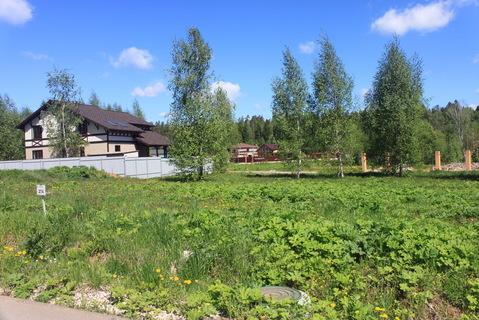 Участок в кп Лесной Пейзаж 1. Удачное положение, вторичная продажа - Фото 5