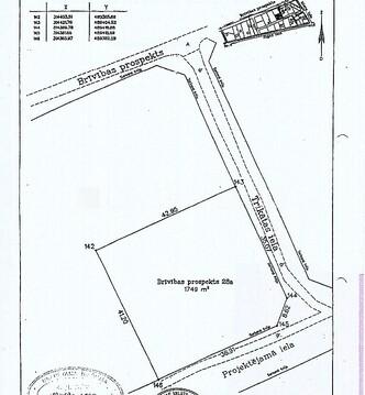 Продажа участка, Проспект Бривибас - Фото 2
