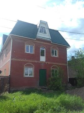 Дом в Соболях - Фото 1