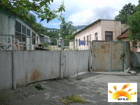 23 сотки складские помещения в три мин езды от центра - Фото 1