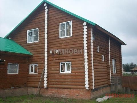 Продажа дома, Ордынское, Ордынский район, Сосновская - Фото 1