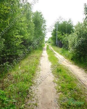 Горьковское ш. 65 км от МКАД, Электрогорск, Участок 8 сот. - Фото 5