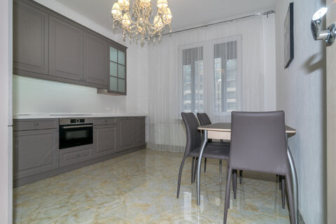 Продаётся трёхкомнатная квартира В ЖК европа сити! - Фото 1